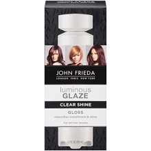 John Frieda Liquid Shine Clear Hair Glaze, 6.5 Fluid Ounce