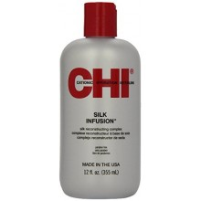 CHI Silk Infusion Leave-In Treatment, 12 Ounce