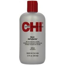Infusión de seda CHI Tratamiento sin enjuague, de 12 onzas