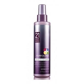 Pureology Colour Fanatic Hair Treatment Spray with 21 Benefits, 6.7 Ounces