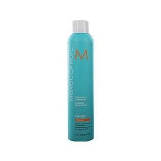 Moroccanoil Luminous Hairspray Strong, de 10 onzas