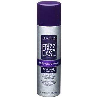 John Frieda Frizz Ease Hidratante Barrera firme control de pulverización, de 12 onzas