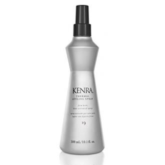Kenra Styling térmica spray Número 19, 80% VOC, 10,1 onzas