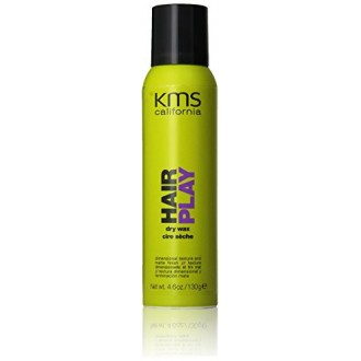 KMS California Hair Play Dry Wax 4,6 oz / 150 ml Hairplay