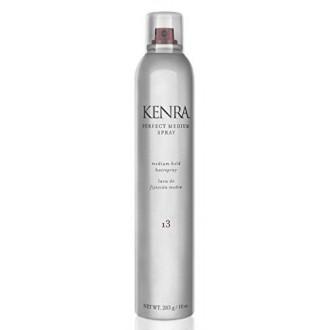 Kenra Perfect Medium Número de aerosol 13, 55% VOC, de 10 onzas