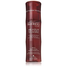 Alterna Volumen de bambú sostenible Hair Spray para unisex, 4,2 onza