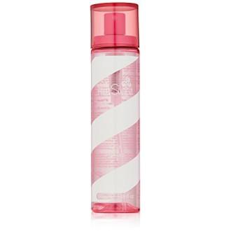 El perfume de rosa del pelo de azúcar, de color rosa, 3.38 fl. onz.
