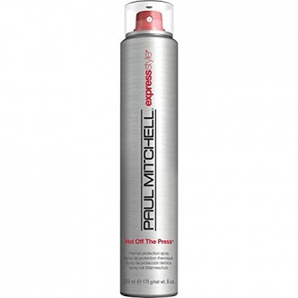 Hot Off The Press Thermal Protection Spray By Paul Mitchell for Unisex, 6 Ounce
