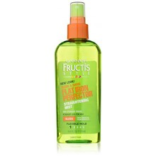 Garnier Fructis Style Sleek & Shine Flat Iron Perfecteur redressage Mist 48 Terminer Hour, 6 Fluid Ounce