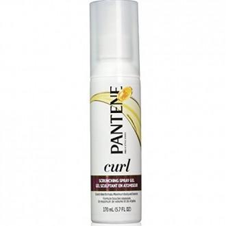 Pantene Pro-V Curl Scrunching Spray Gel 5.7 oz (Pack of 3)