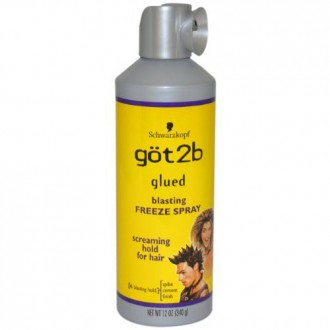 Got2b collésFabrication Blasting Gel Spray 12 Ounce