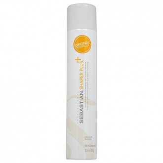 Shaper Plus Hair Spray por Sebastian para unisex - 10.6 onza spray para el cabello