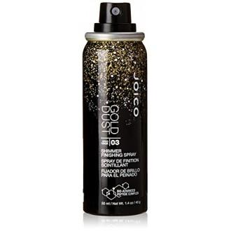 Joico polvo del reflejo de aerosol, Oro, 1.4 onza líquida