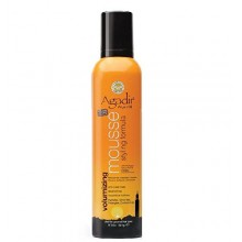 Agadir Huile d'Argan Volumizing Styling Mousse, 8,5 Ounce