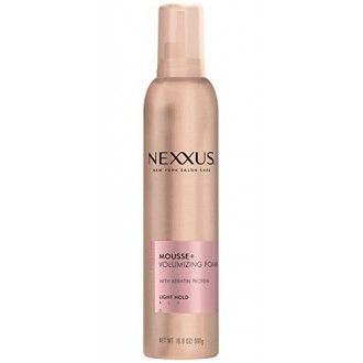 Nexxus Volumizing Foam, Mousse Plus 10.6 oz