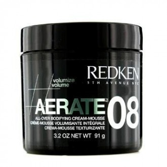 Redken Aerate 08 All-Over Bodifying Cream Mousse, 2.3 Ounce