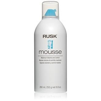Rusk la colección del diseñador Mousse de volumen máximo y Control, 8.8 fl. onz.