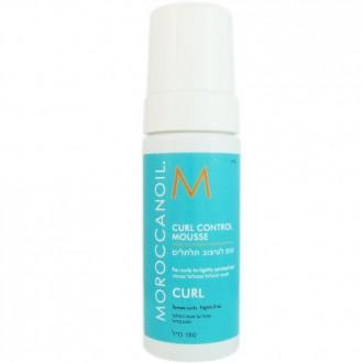 Moroccanoil Curl Control de Mousse, 5,1 oz