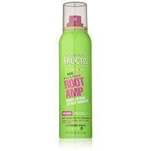 Garnier Hair Care Fructis Style Full and Plush Root Amp Root Lifting Spray Mousse, 5 Ounce