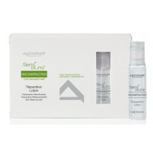 Alfaparf Kit Di Lino Reconstruction Réparateur Lotion Semi, 6 Count