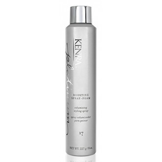 Kenra Platinum Boosting Spray Foam Number 17, 8-Ounce