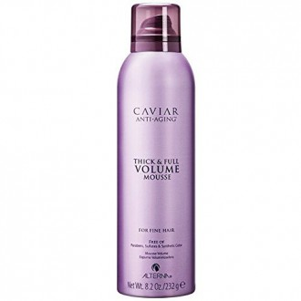 Alterna Caviar Volume épais et Full Volumizing Mousse, 8,2 Fluid Ounce