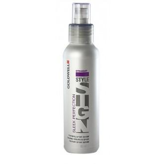 Goldwell elegante estilo de la señal Serum Perfección Thermal Spray para unisex, 3,3 onza