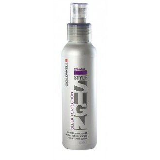 Goldwell Style Sign Sleek Perfection Thermal Spray Serum for Unisex, 3.3 Ounce