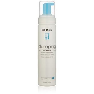 RUSK Designer Collection Plumping Mousse frisottis Corps et volume, 8,5 fl. oz