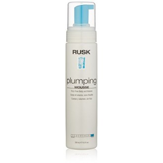 RUSK Designer Collection Plumping Mousse Frizz-Free Body and Volume, 8.5 fl. oz.