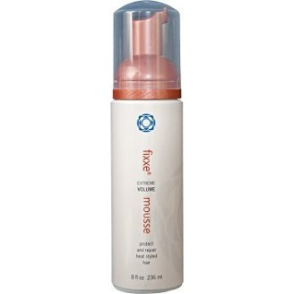 Thermafuse Fixxe Volume Mousse Protect & Repair Heat Styled Hair 8 oz