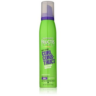 Garnier Fructis Style Curl Construct Mousse 6.8 Ounce