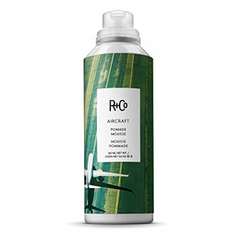 R + Co Aircraft Pomada Mousse, 5.6 oz