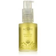 Acure Organics argán facial orgánica de aceite 1 oz de aceite