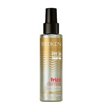 Redken Frizz Dismiss FPF 30 Instant Deflate Leave-in Smoothing Treatment, 4.2 Ounces