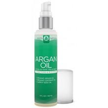Tratamiento para el cabello aceite de argán InstaNatural - Acondicionador - Para color, secos y castigados - Con una infusión de