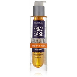 John Frieda Frizz-Ease Expert Finish Polishing Serum, 1.69 Fluid Ounce