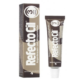 RefectoCil Crema tinte de pelo (marrón natural) 0,5 oz