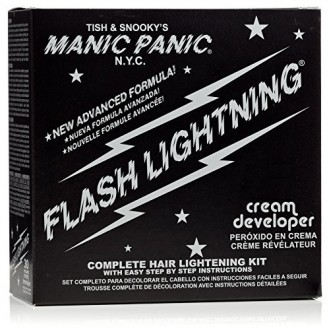 Manic Panic Relámpago Bleach Kit Box 30 Volumen