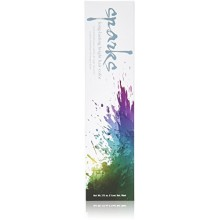 Las chispas de larga duración brillante del color del pelo, púrpura de la pasión, de 3 onzas