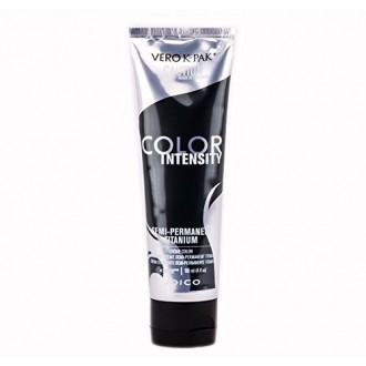 Joico Intensidad semi-permanente color de pelo, de titanio, de 4 onzas