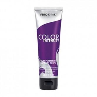 Joico Intensidad semi-permanente color de cabello, amatista púrpura, de 4 onzas