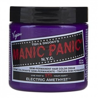 Manic Panic color crema semi permanente del pelo - eléctrica amatista 4 oz