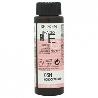 Redken Shades EQ Color Gloss, 06N sable marocain pour les femmes, 2 Ounce