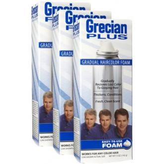 Grecian Formula Gradual Hair Color Foam, 3 pk