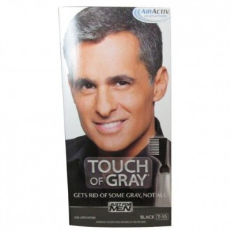 Just For Men Touch Of Gray T-55 Black (Case of 6)