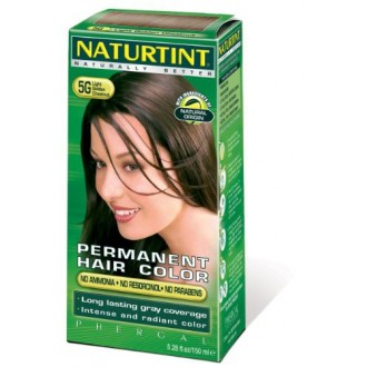 Naturtint Permanente Hair Color - 5G Light Golden Chestnut, 5,28 fl oz (paquete de 6)