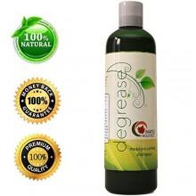 Champú para pieles grasas Tomy y cabello graso con romero y limón aceite de hueso de melocotón + + jojoba - Sulfato Natural Care
