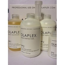 OLAPLEX SALON INTRO KIT - STEP NO 1, 2 PLUS 3