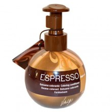 Vitality`s Espresso Keratin Hair Coloring Conditioner 6.7 Oz Cappuccino